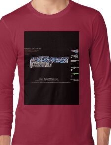DATA CLEAVER Long Sleeve T-Shirt