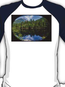 Country life Echo lake  T-Shirt