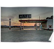 Roys Cafe  Poster
