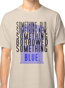 Doctor Who - TARDIS Rhyme  Classic T-Shirt