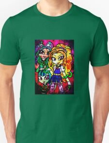 Rainbow Rocks - The Dazzlings T-Shirt