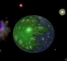 Planet-Z by Dragoncat