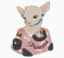 Princess-huahua Kids Clothes