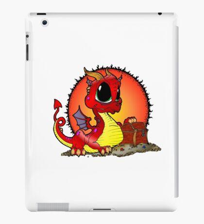 Baby Dragons Treasure iPad Case/Skin