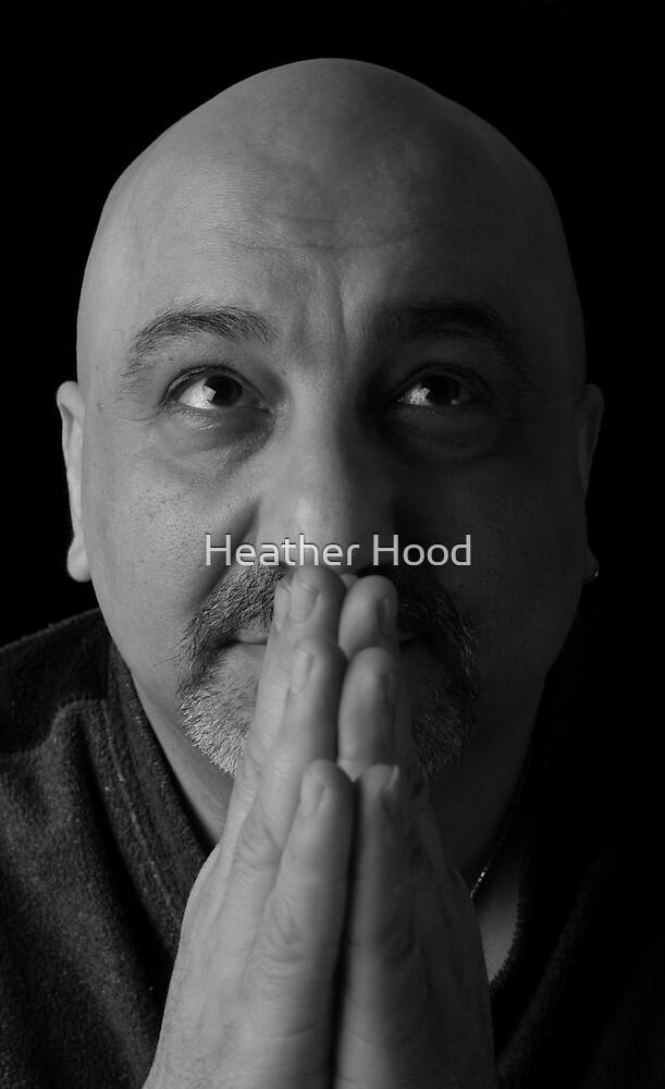 Spiritual man by Heather Hood