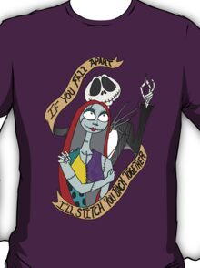 Sally and Jack in Love T-Shirt