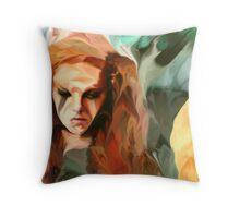 Defiance Rynn Irathient Throw Pillow