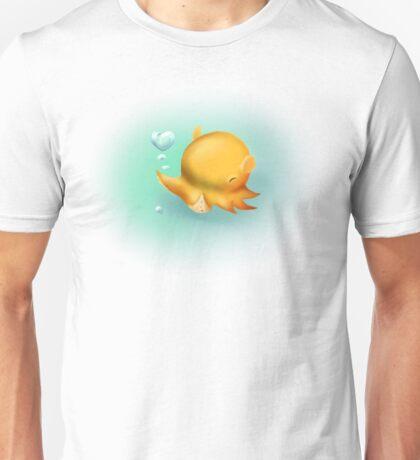 Sea Friends: Octopus Unisex T-Shirt