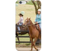 Brittany and Mandy iPhone Case/Skin