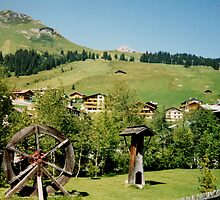 Austrian Summer by georgiegirl
