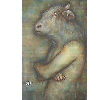 The Minotaur Photographic Print