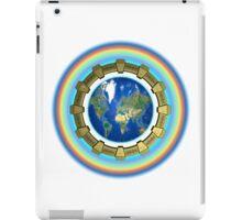Earth Ascension Stargate iPad Case/Skin
