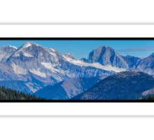 The Monashee Mountains Sticker