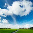 Summer landscape by Enjoylife