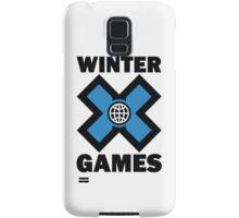 Winter X Games Samsung Galaxy Case/Skin
