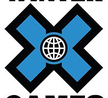 Winter X Games by benenen