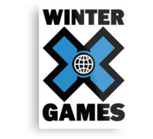 Winter X Games Metal Print