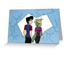C/B Unbreakable Greeting Card