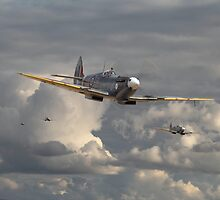 Spitfire - Strike Force by Pat Speirs
