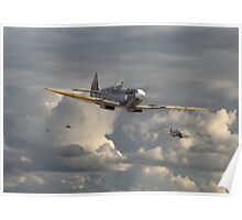 Spitfire - Strike Force Poster