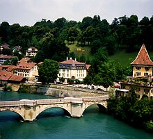 Bridge of Bern by georgiegirl
