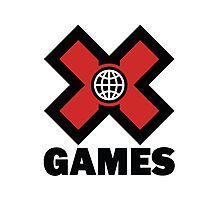 X-Games Photographic Print