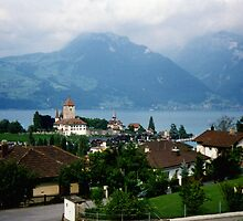 Spiez, Switzerland by georgiegirl