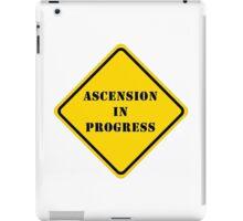 Ascension In Progress iPad Case/Skin