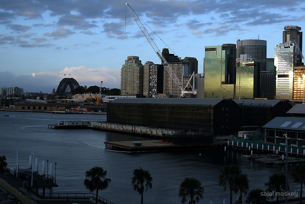 view from sydney casino by sajal maskey