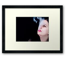 escape from within Framed Print