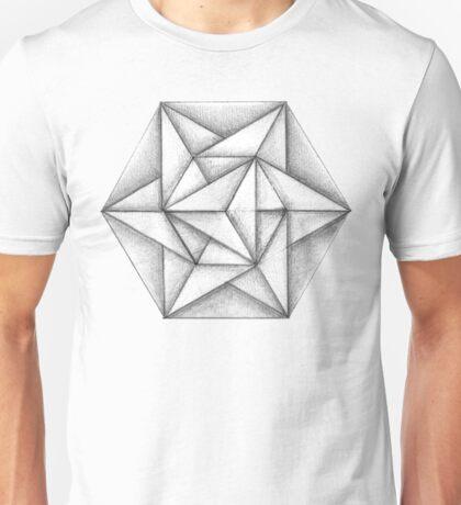 Paper Star 2 Unisex T-Shirt