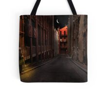 A life on the street Tote Bag