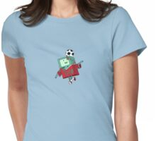 BMO Soccer Womens Fitted T-Shirt