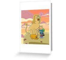 Happy Birthday Stormo Greeting Card