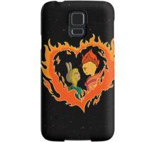 Burning Love Samsung Galaxy Case/Skin