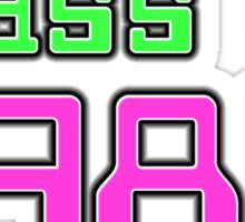 Class of 1984 Sticker