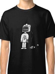 Wired In Retro Gamer Classic T-Shirt