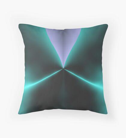 Symmetry 2 Throw Pillow