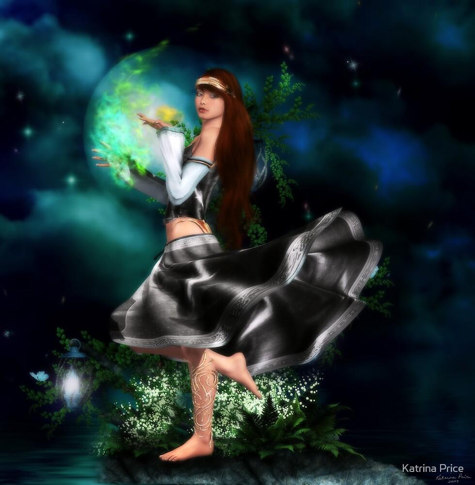 Moon Dance (part 2) by Katrina Price