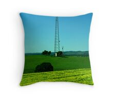 Spring Colours Throw Pillow