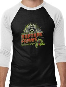 Greetings From Rupture Farms Men's Baseball ¾ T-Shirt