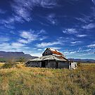 Western Creek Barn by Peter Daalder
