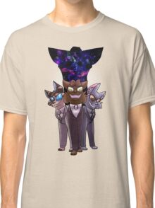 Doctor Mew: Death in Heaven Classic T-Shirt