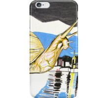 The Earth Goddess VS the Demolition Gods iPhone Case/Skin