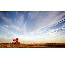 Elevator Dawn- South Australia Photographic Print