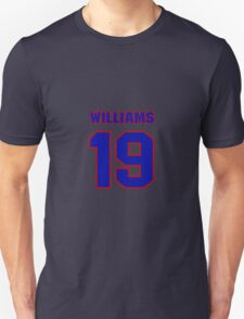 National Hockey player Butch Williams jersey 19 T-Shirt
