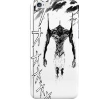 Evangelion – Unit-01 iPhone Case/Skin
