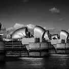 Barrier by Lea Valley Photographic