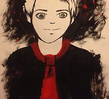 Gerard Way by ResidentEvil14