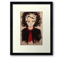 Gerard Way Framed Print